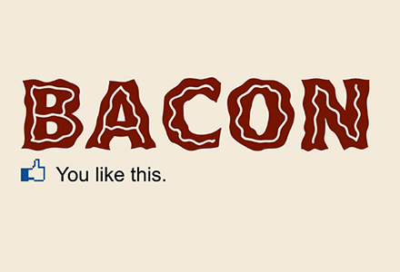 Bacon, You Like This T-shirt