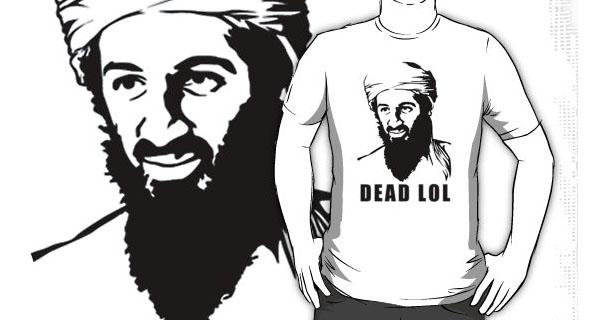 osama bin laden dead picture. Osama Bin Laden Dead LOL