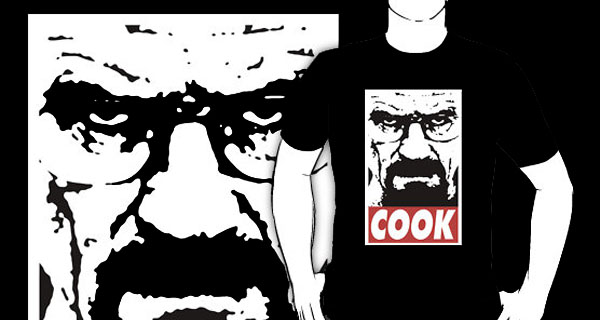 Breaking Bad COOK T-Shirt.