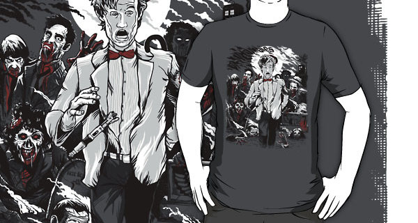 Dr. Whombies T-Shirt
