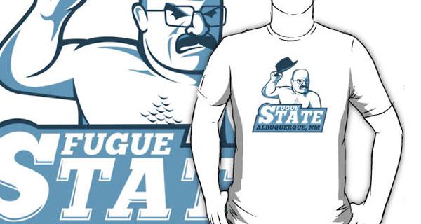 Walter White Fugue State T-Shirt