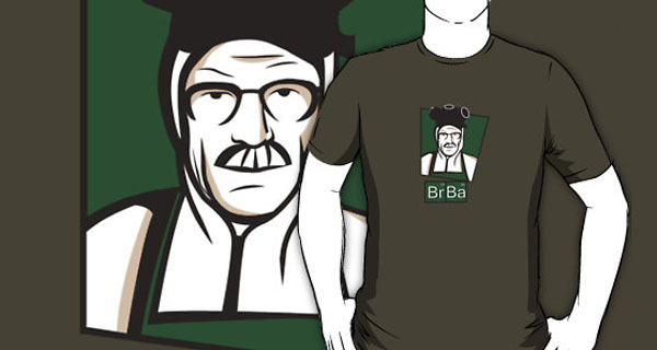 The Cook Breaking Bad T-Shirt