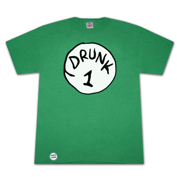 DRUNK 1 BOTTLE OPENER T-Shirt