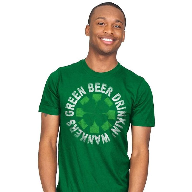 GREEN BEER DRINKIN' T-Shirt