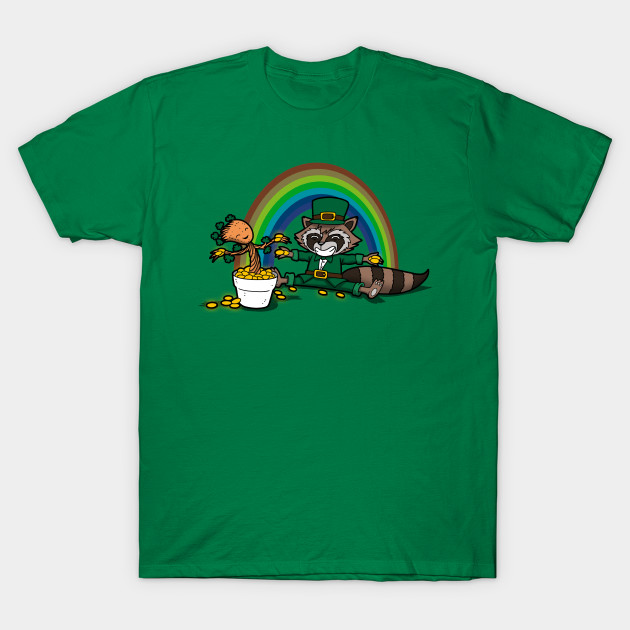 Lucky Heroes T-Shirt