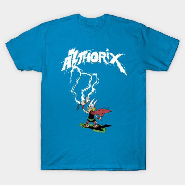 Asthorix T-Shirt by bykai