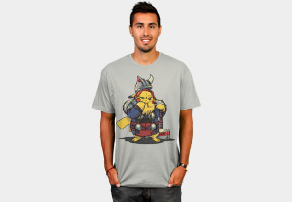The Real God of Thunder T-Shirt