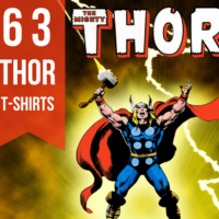 Best Thor T-Shirts