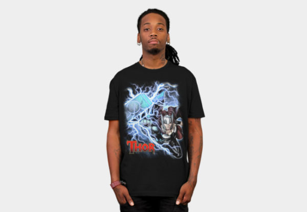 Thor, God of Thunder T-Shirt