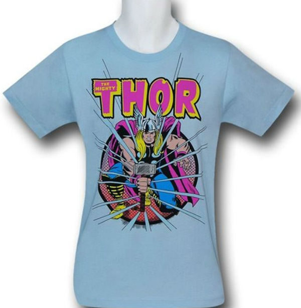 Thor Hilt Smash 30 Single T-Shirt