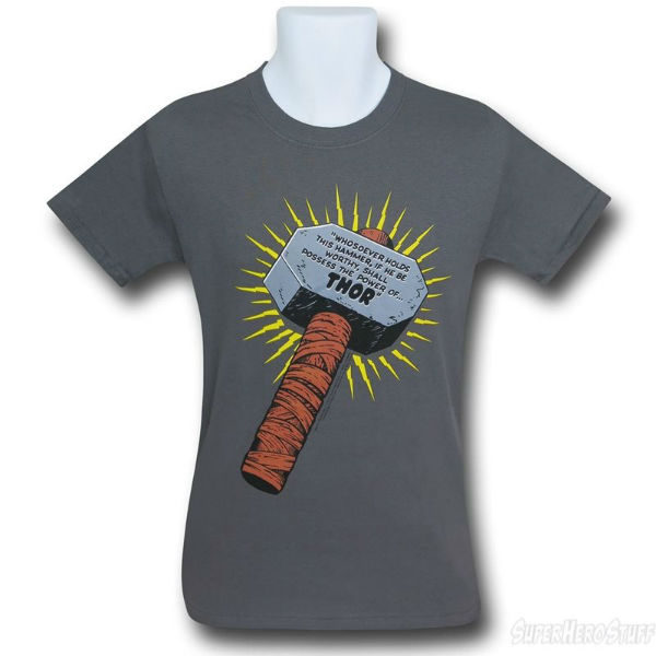 Thor Mjolnir Hammer of Thor T-Shirt