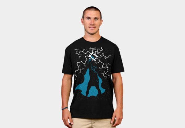 Thor T-Shirt by Malchev