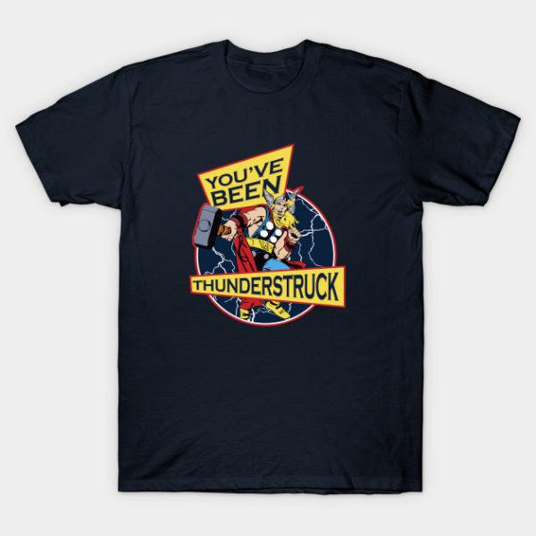 Thor -Thunderstruck T-Shirt