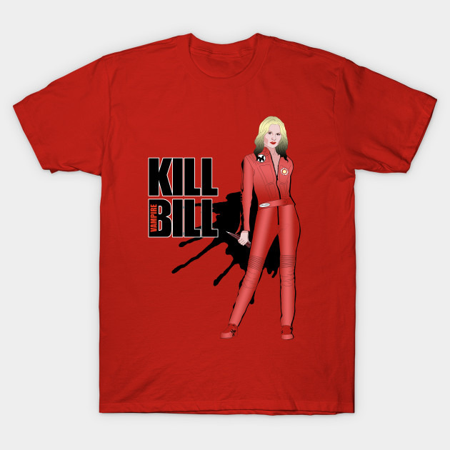Kill Vampire Bill T-Shirt