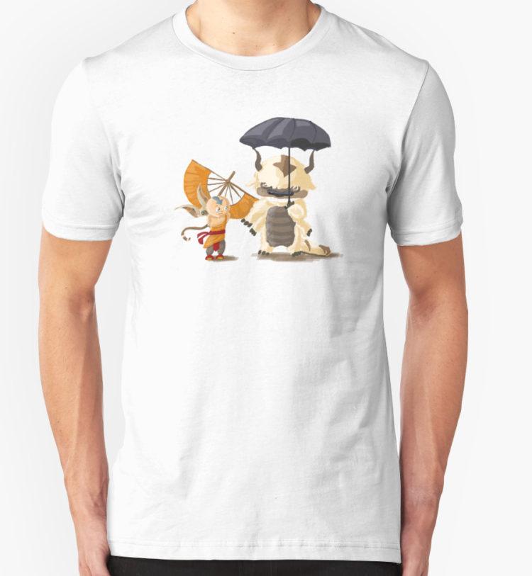 Avatar Totoro T-Shirt