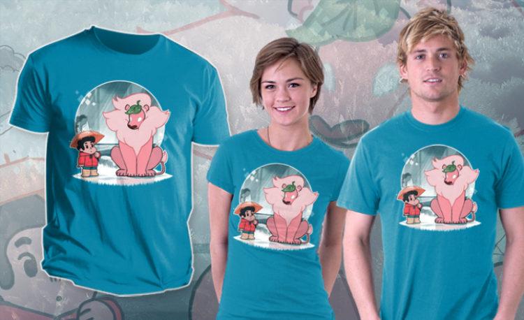 Catbus Stop T-Shirt