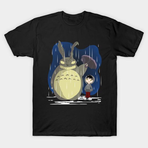 Donnie Darko mashup Totoro T-Shirt
