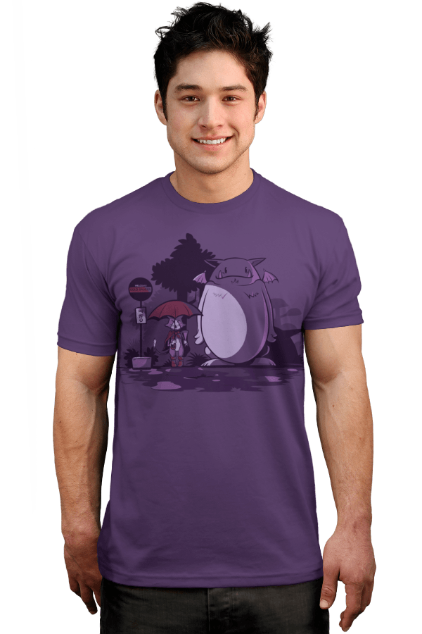Gold Saucer Bus Stop T-Shirt