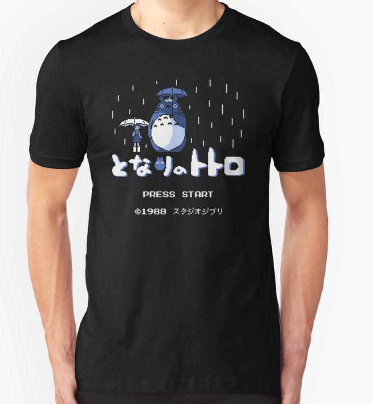 My 8-Bit Neighbor T-Shirt