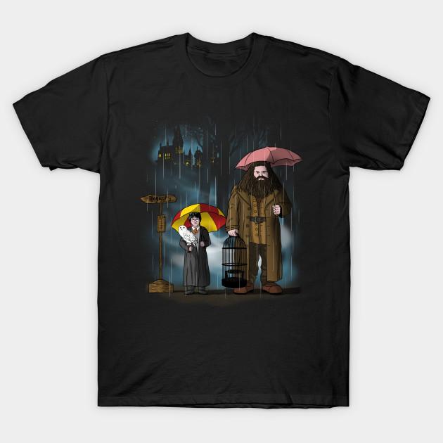 My Neighbor Hagrid T-Shirt