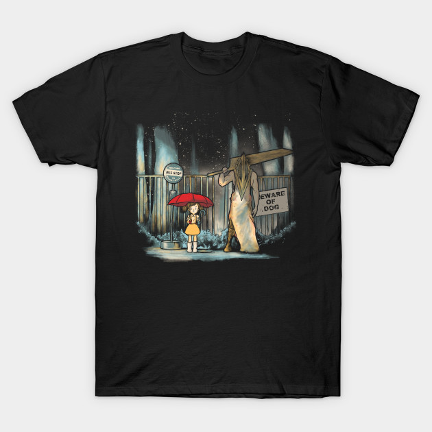 My Neighbor Pyramid T-Shirt