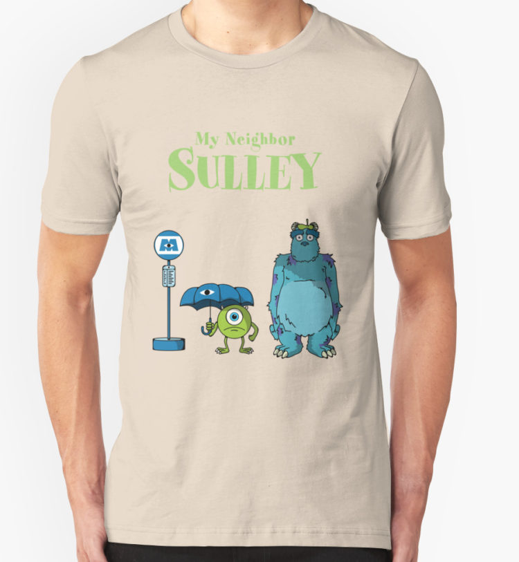 My Neighbor Sulley T-Shirt