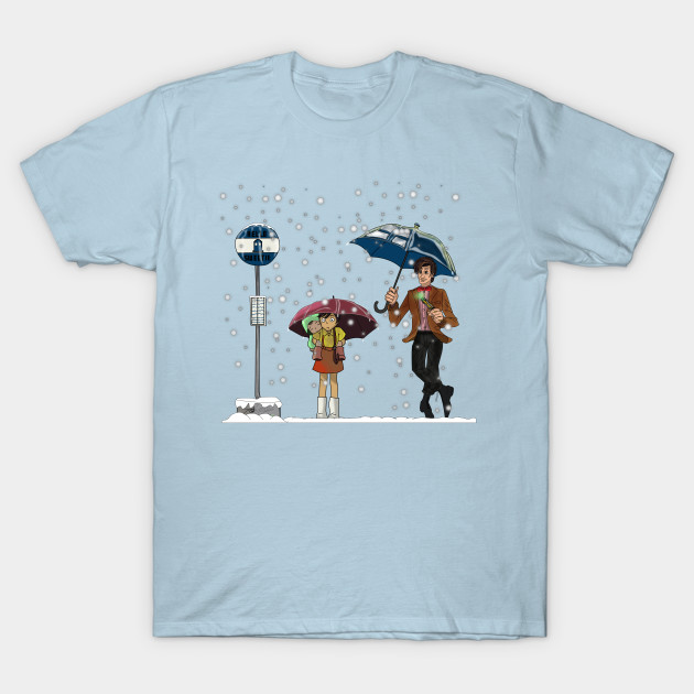 My Neighbor The Doctor (Snow) T-Shirt