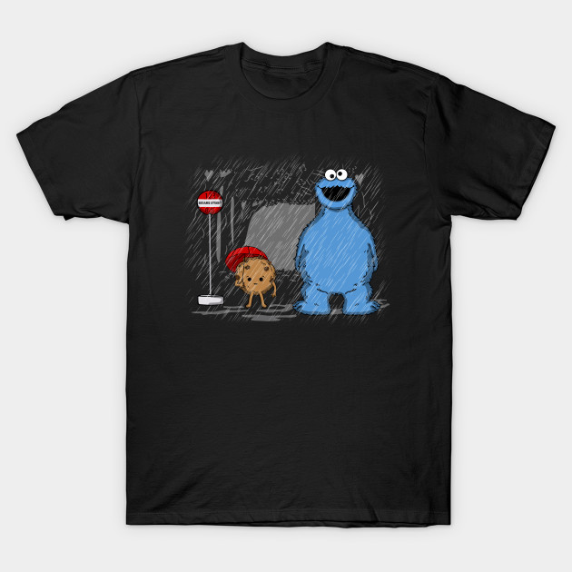 My neighbor cookie monster T-Shirt