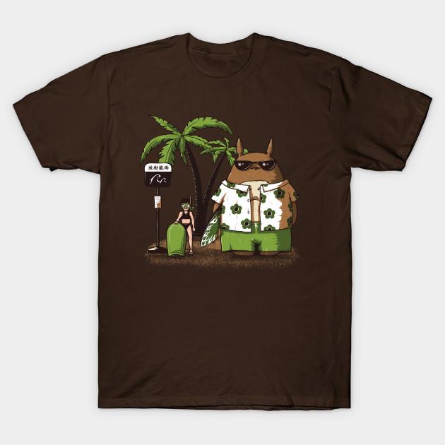 Toto-Beach T-Shirt