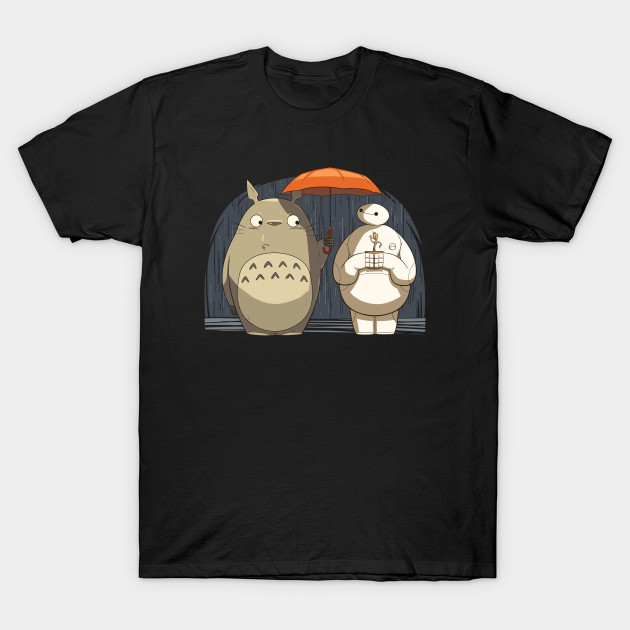 Totoro's New Neighbors T-Shirt