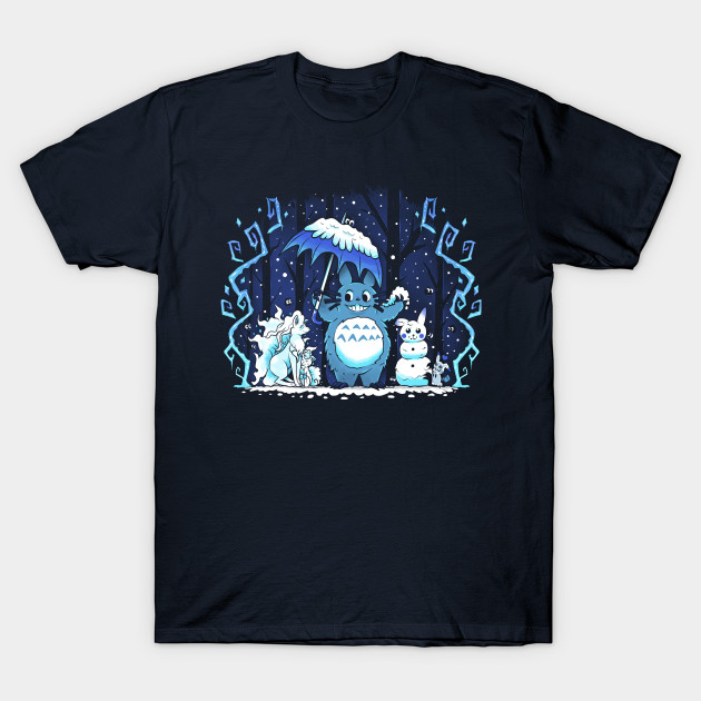 Winter Forest Friends T-Shirt