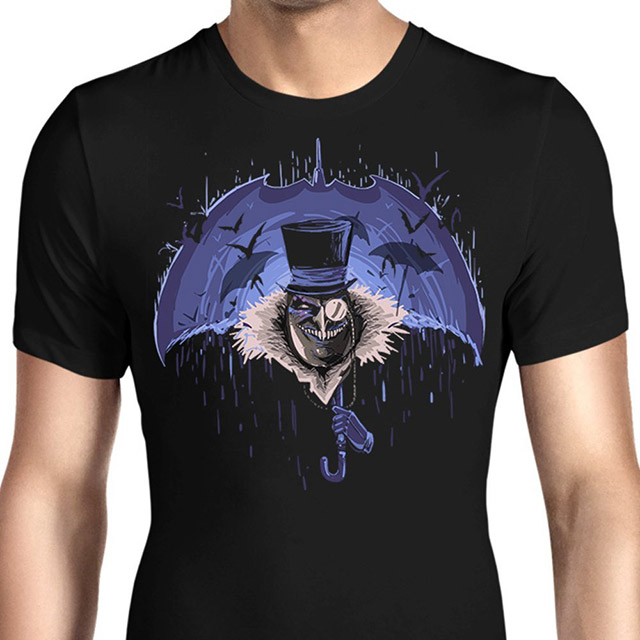 PENGUIN NIGHTMARE T-Shirt
