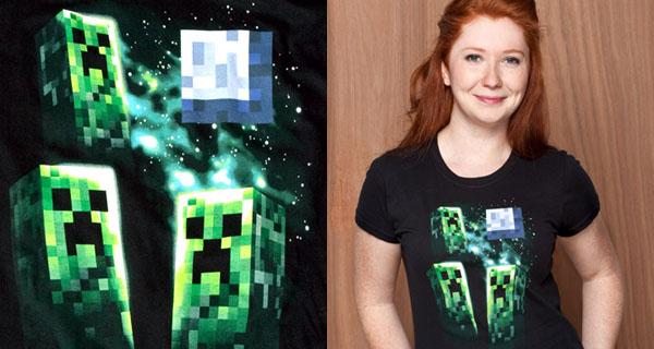 Three Creeper Moon T-Shirt