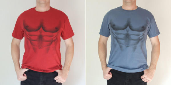 Six Pack Tees from ExcellenTShirt