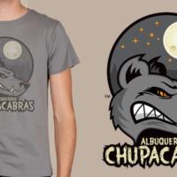 Albuquerque Chupacabras T-Shirt