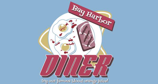 Bay Harbor Diner T-Shirt