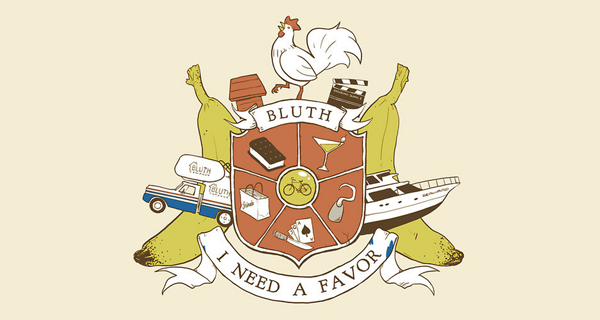 Bluth Family Crest T-Shirt