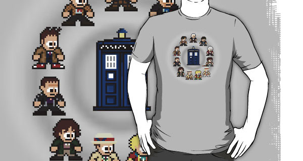 Circle of Life Gallifrey Edition T-Shirt