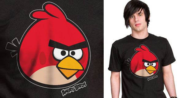 Classic Red Bird T-Shirt