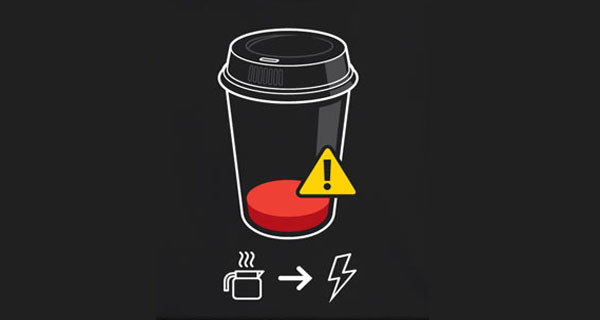 Coffee Refill Required T-Shirt