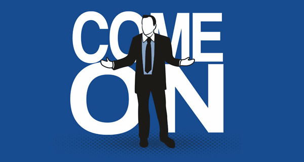 Come on! T-Shirt