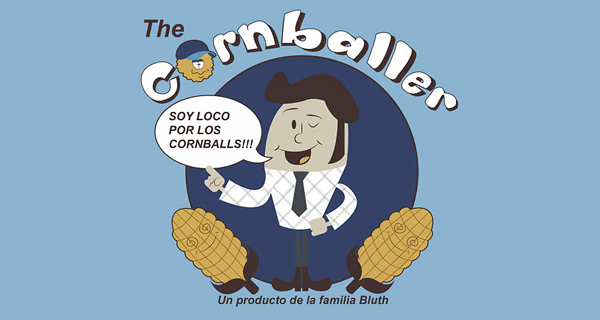 The Cornballer T-Shirt