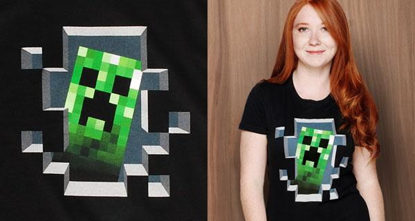 Creeper Inside T-Shirt