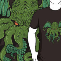 Best Cthulhu T-Shirts
