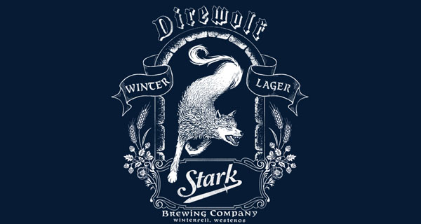 Direwolf Larger T-Shirt