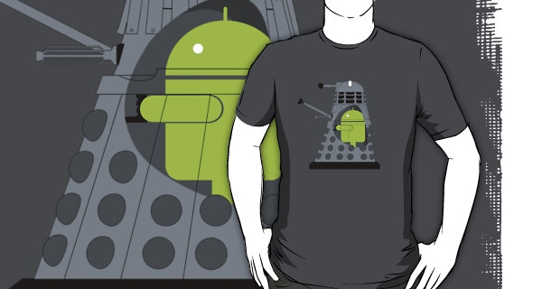 The Droidlek T-Shirt