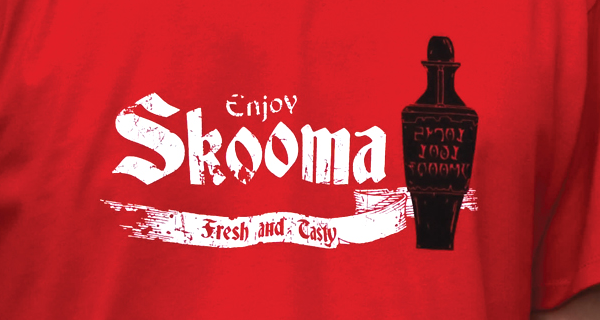 Enjoy Skooma T-Shirt