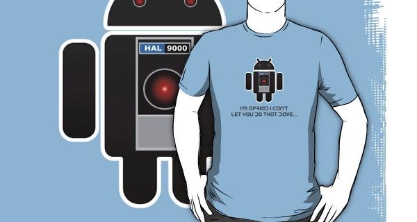 HAL DROID T-Shirt