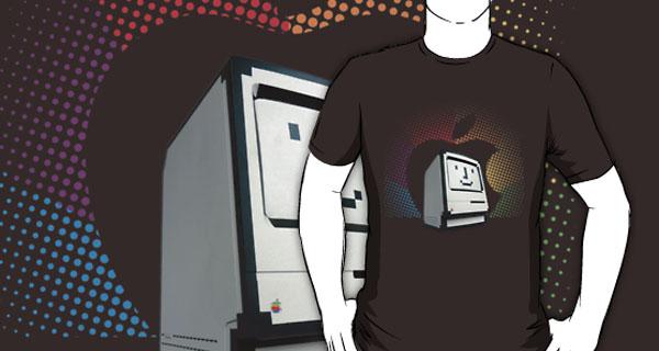Happy Classic Mac T-Shirt