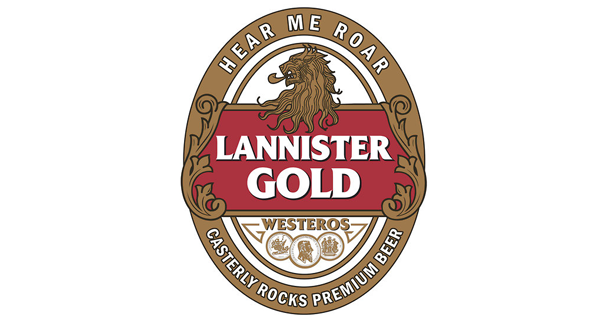 Lannister Gold Beer T-Shirt